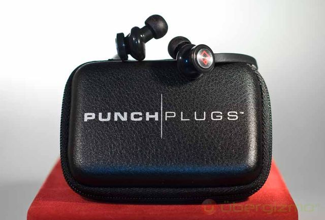 Rockford Fosgate Punch Plugs with Case