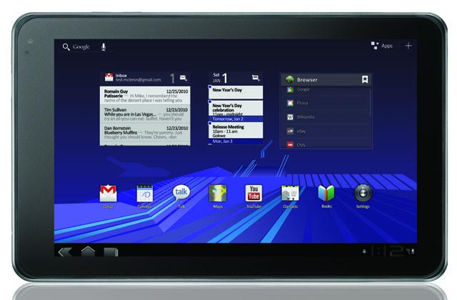 LG Optimus Pad debuts officially