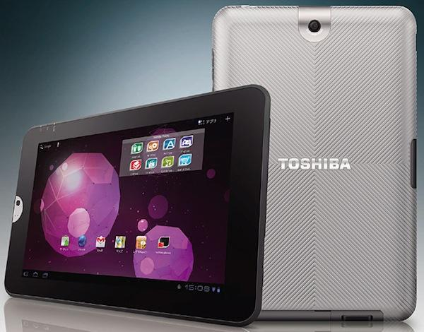 Toshiba Regza AT300 to arrive in Japan first, no idea on ...