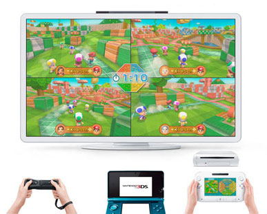 how to connect joycons to wii u