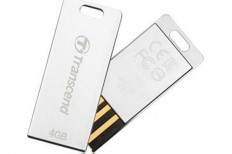 Transcend JetFlash T35 is another rugged USB flash drive