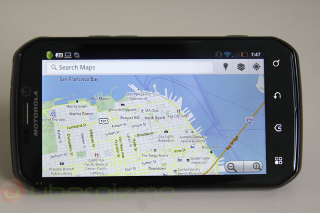 photon 4g review maps