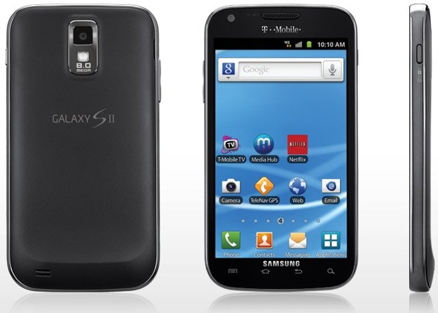 T-Mobile Samsung Galaxy S2
