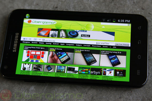Epic Touch 4G Review