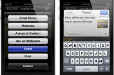 Twitter fully integrated into iOS 5