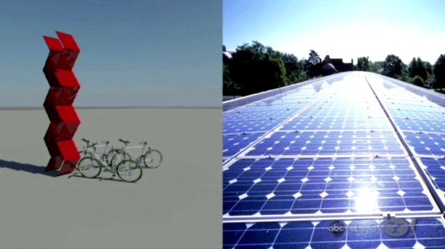 3d Solar Structures From Mit That Can Work Just As Well In
