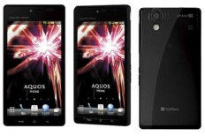 Sharp Aquos SH-01D will arrive in Japan first, US later