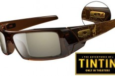 Oakley lets you watch Tintin in style