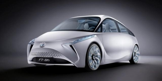 Toyota Investigating The Idea Of Hovering Cars