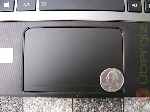 Toshiba Satellite U845 Trackpad