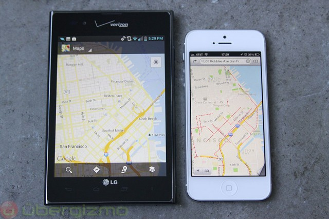 Verizon LG Intuition Review