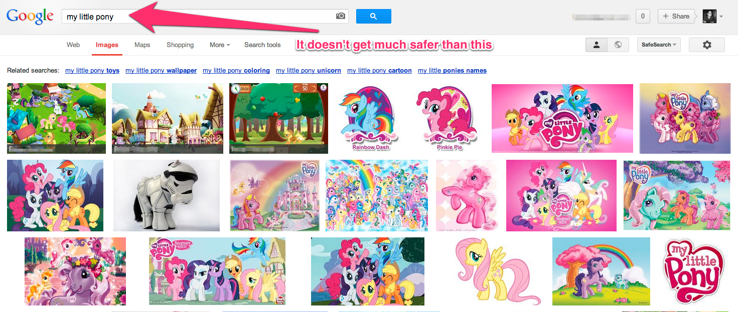 Google Changes Images Search Algorithm To Make Adult -9399