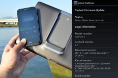 Asus PadFone 2 Gets Android 4.1 Jelly Bean Update
