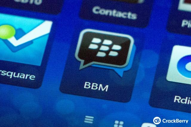 Fake BBM App Appears In Google Play Store
