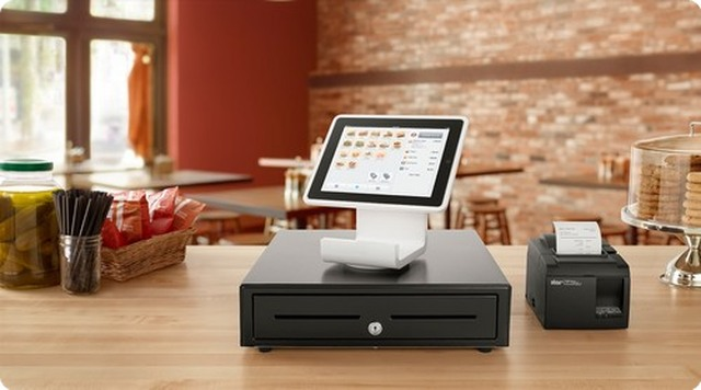 Square Stand Credit Card Terminal To Be Sold Through Apple
