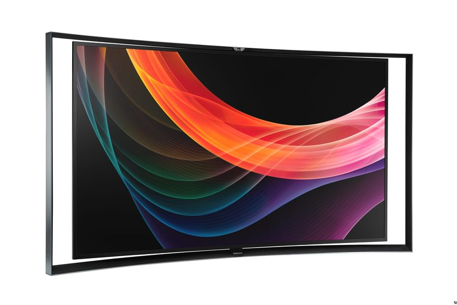 Samsung Kn55s9c Curved Oled Tv Retails For 8999 99