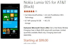 Microsoft Store Offers Free Wireless Charging Cover For Lumia 925