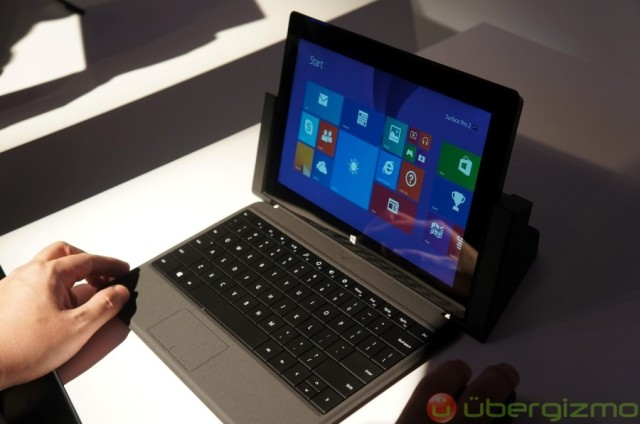 Hands-On: Microsoft Surface Pro 2 Review | Ubergizmo