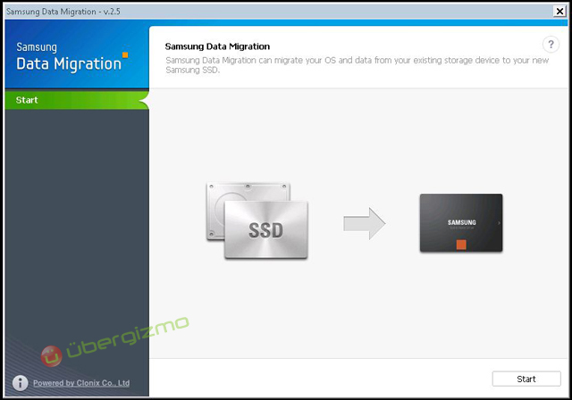 how to put windows only on ssd