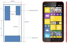 Nokia Lumia 1320 Spotted At The FCC
