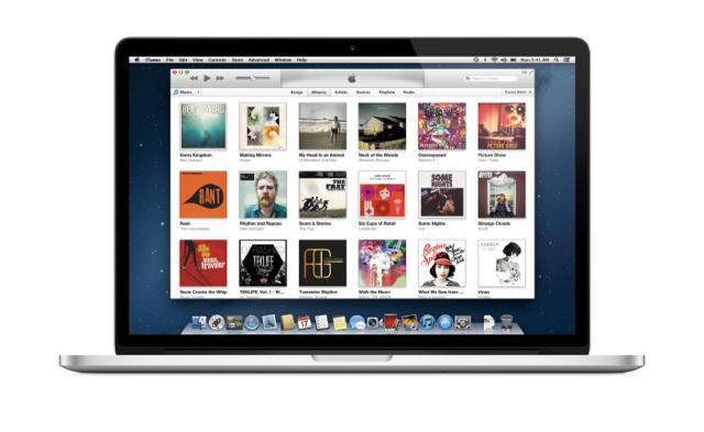 Apple Releases iTunes 11.2 With Minor Improvements