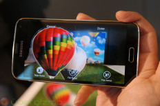 Samsung Galaxy S5 Review: Hands-On