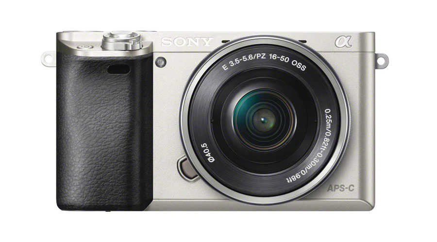 Sony A6000 Camera Officially Launched Ubergizmo