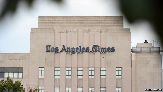 Robot Writer Publishes Earthquake Story On LA Times