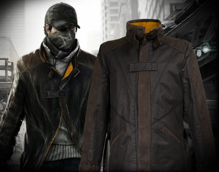 Musterbrand Watch Dogs