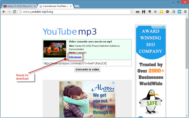 How To Convert YouTube To MP3   Ubergizmo