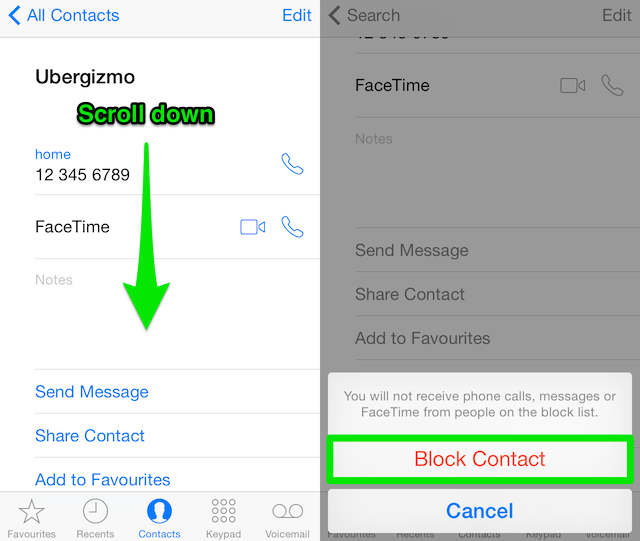 iPhone Callers Block: How To Keep Unknown Callers Out