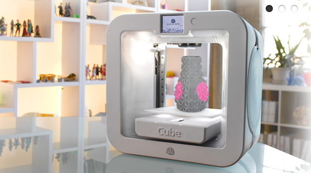 Cube 3 And CubePro 3D Printers Ship Next Month