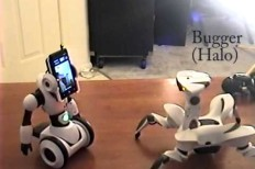 The Nanabot Can Be Controlled Using Cortana