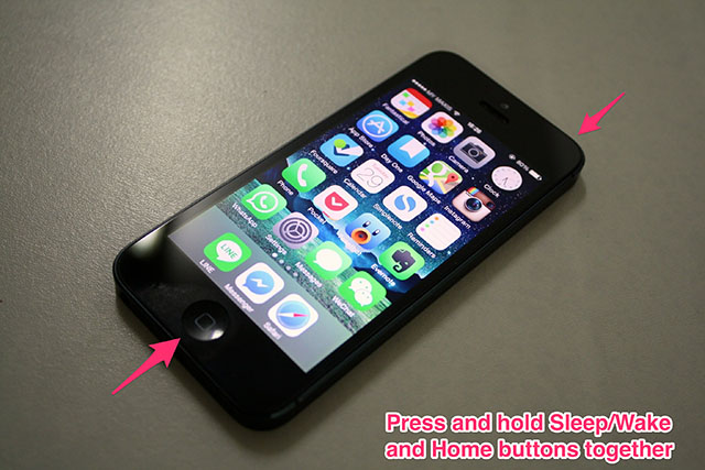 hard reset iphone 5c how to reset the iphone soft and for all ios versions 6505
