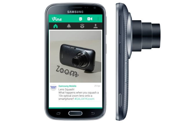 Galaxy-K-zoom-with-Vine-app