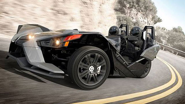 polaris slingshot straddles the world of cars and motorcycles. Black Bedroom Furniture Sets. Home Design Ideas