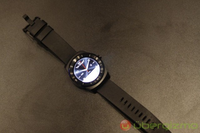 how to replace lg g watch r