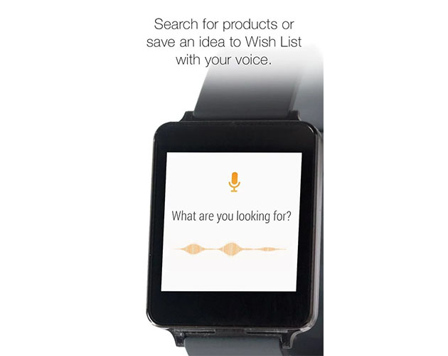Amazon Updates App To Support Android Wear Smartwatches ...