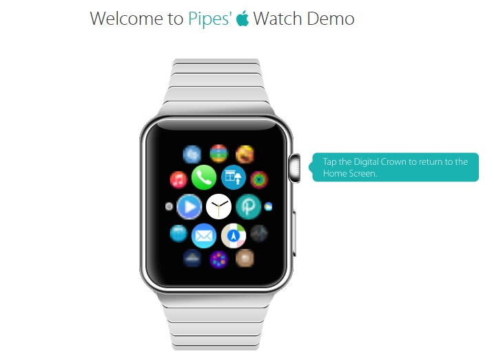 You Can Now Test Drive The Apple Watch Directly Within ...