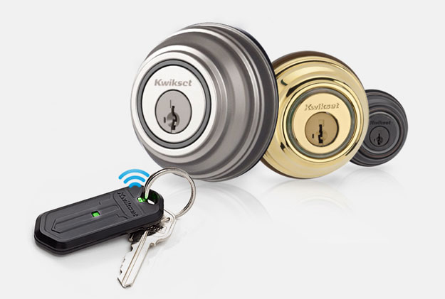 Kwikset Kevo Smart Lock Now Works With The Nest Thermostat