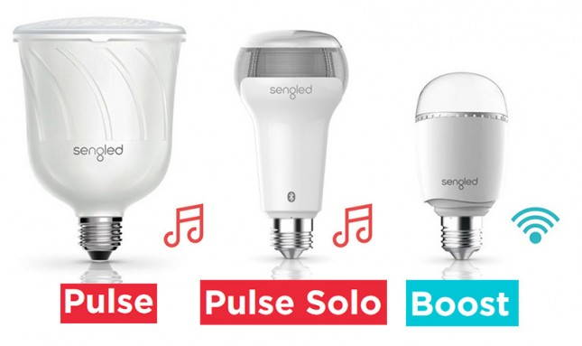 Sengled Unveils Smart Led Bulbs With Speakers Wifi