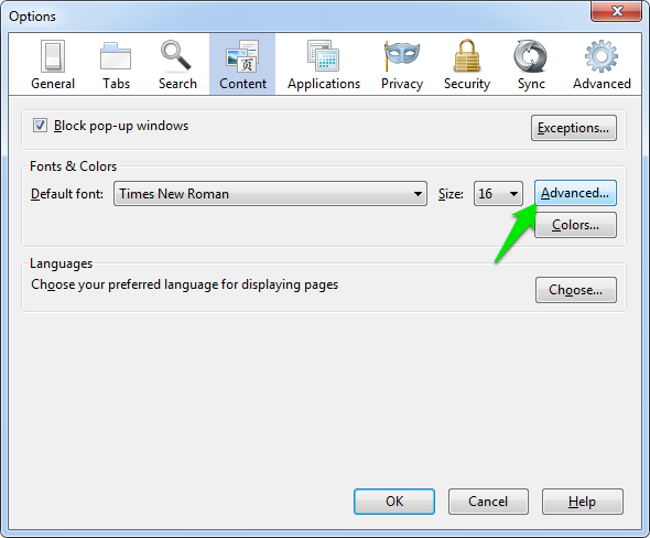 How To Change Browser Font (Style and Size) | Ubergizmo