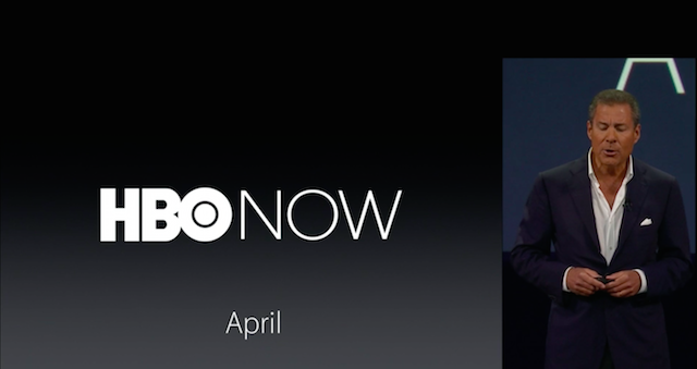 Hbo Now Is A 15 Streaming Service Exclusive To Apple Devices