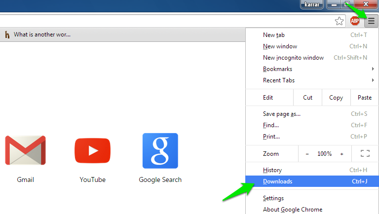 how to resume chrome downloads using firefox ubergizmo