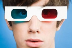 Watching 3D Movies Might Improve Brain Power