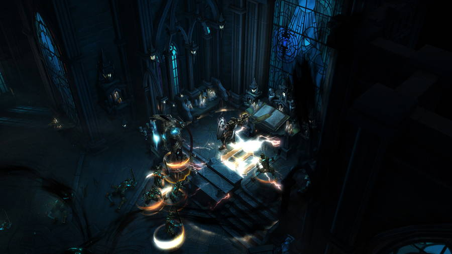 Video Shows How Blizzard Created Diablo 3's Visual Effects