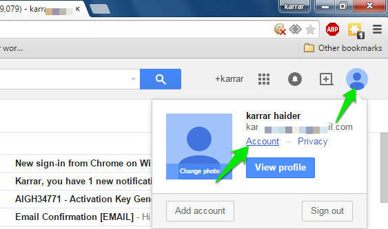how to remove someones google account from your phone