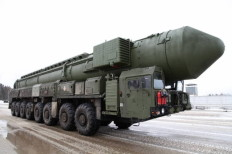 Russia Reportedly Developing A Microwave Gun That Can Kill Missiles