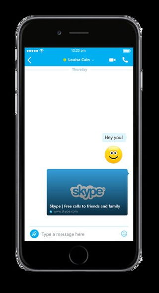 how to change skype username on android phone