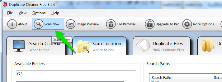 windows how to delete multiple duplicate files
